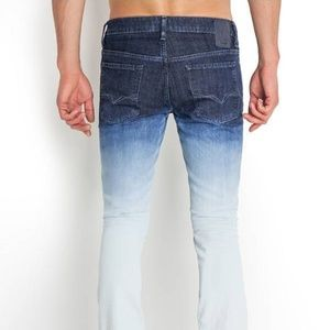 GUESS Fairfax Skinny Jeans in Hydration Wash sz 32